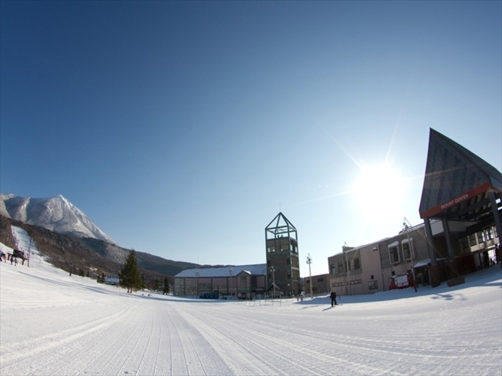 スキー 天気 胎内 場