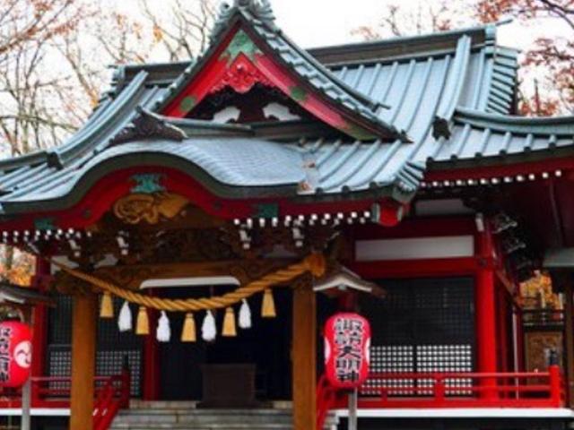 境内_諏訪神社
