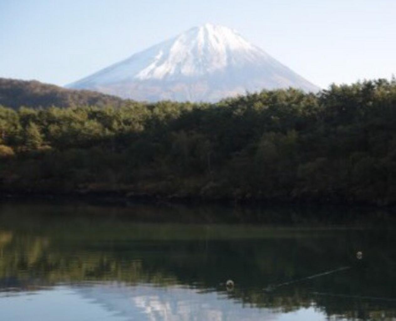 さ 大き 五 富士 湖