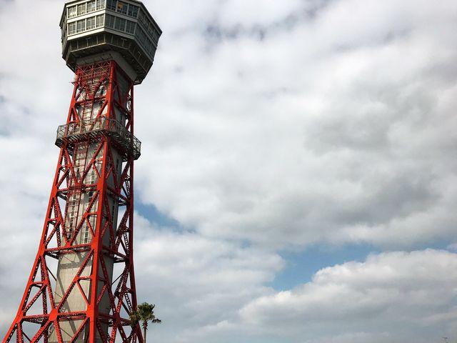 昭和を感じるレトロなデザイン!_博多ポートタワー
