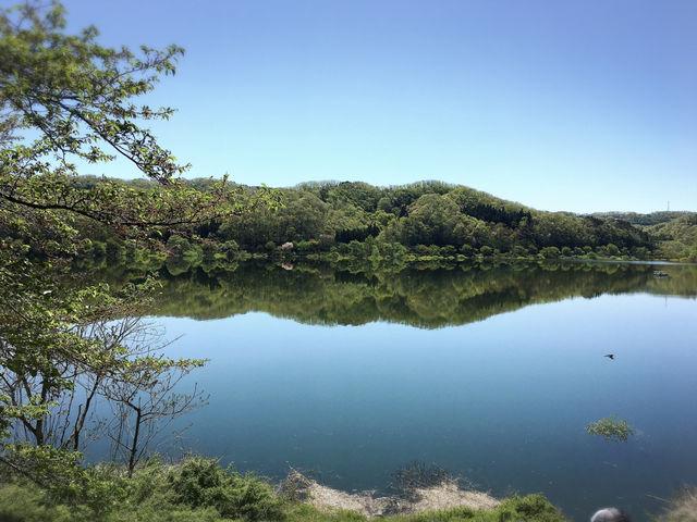 よい眺め_釜房湖