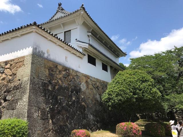 化粧櫓_姫路城化粧櫓