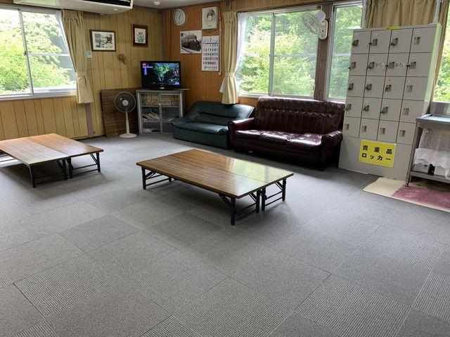 みんなが大事にしてるので、館内には清潔感があります。_みなかみ町営温泉センター 三峰の湯