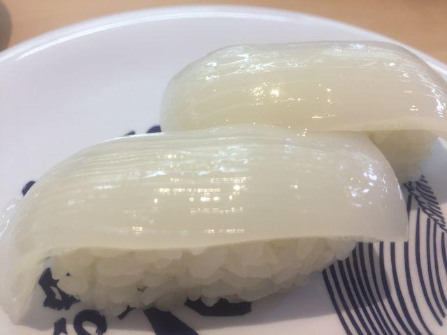 シロイカ(ケンサキ)_お魚天国すし若竹内団地2号店