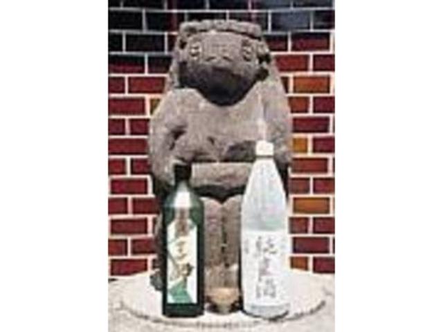 倉では純米酒や三酔などの試飲ができる_松浦一酒造