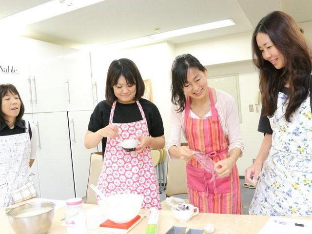 天然酵母パン焼き教室ナブル