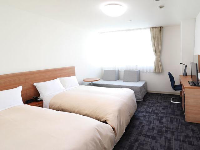 客室_ホテルメルパルク広島