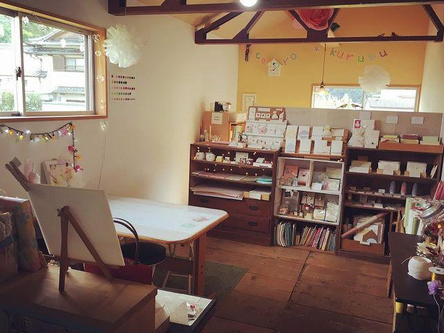 小さなちいさな、和紙とラッピングのお店です。_cocoro*kurumu