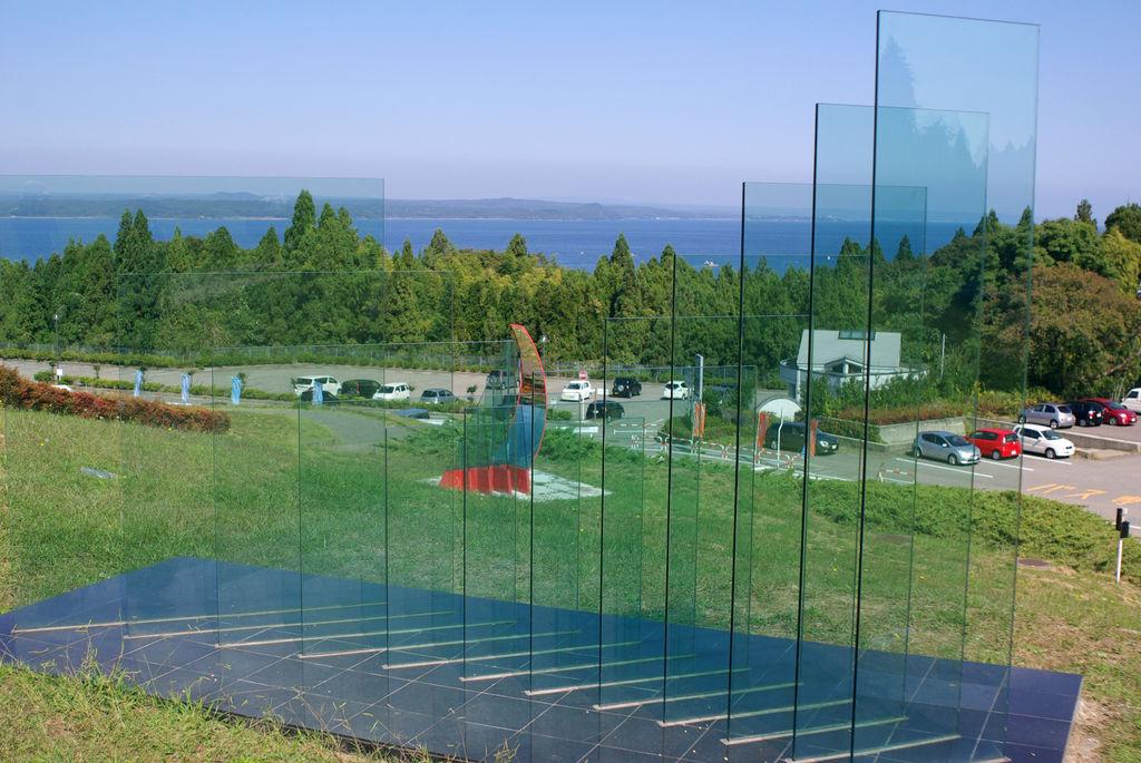 石川県能登島ガラス美術館
