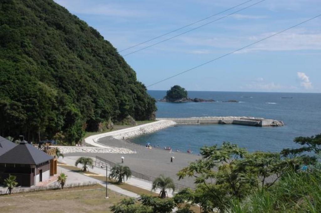 黒浜海水浴場