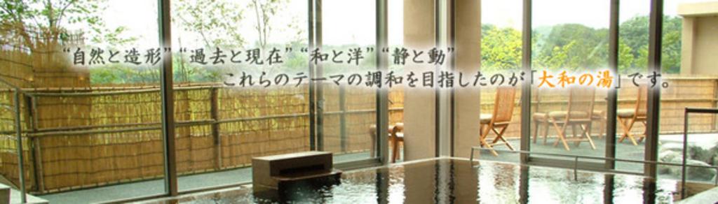成田の命泉大和の湯