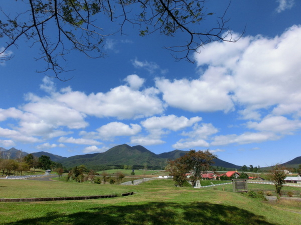 高原 蒜山