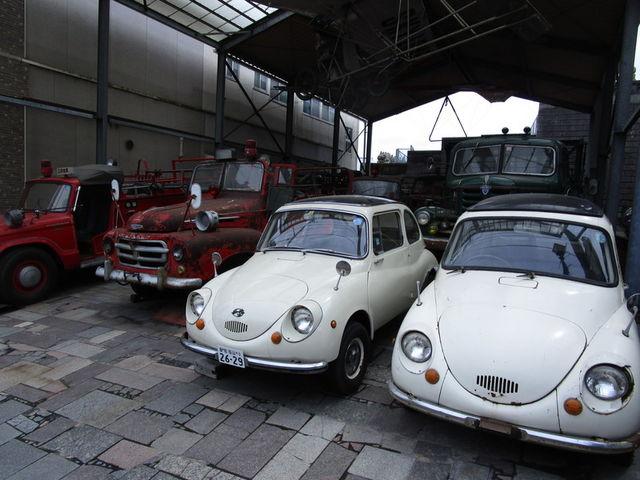 館外展示_福山自動車時計博物館