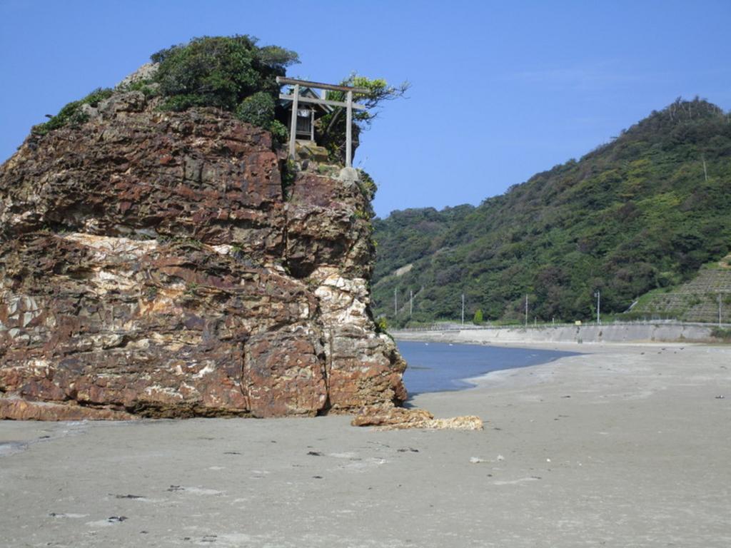 稲佐浜海水浴場