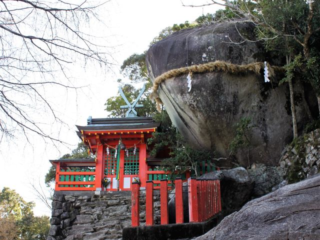 神倉神社_神倉神社