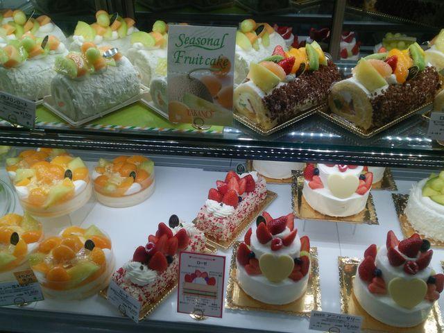 美味しそうなケーキたち_池袋西武
