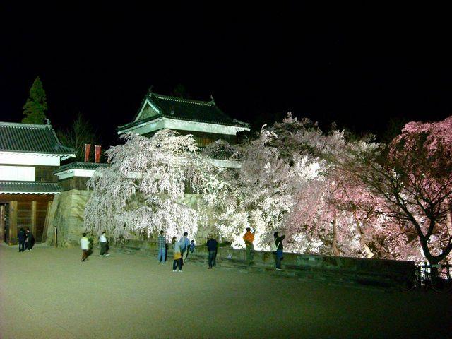 「上田城 夜」の画像検索結果