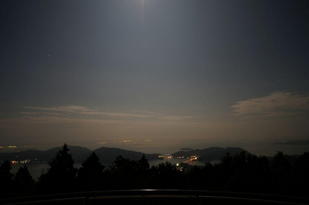 星降る展望台