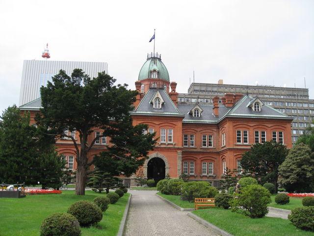 北海道庁旧本庁舎_北海道庁旧本庁舎