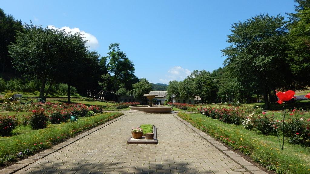 信州塩尻農業公園チロルの森