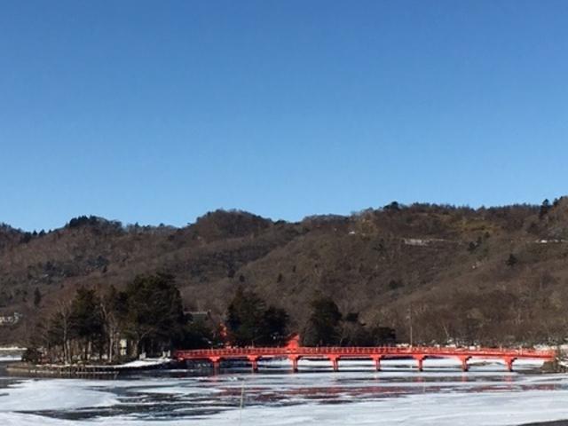 赤城神社①_赤城神社(大沼湖畔)
