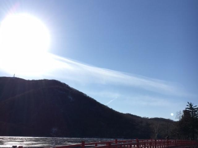 赤城神社②_赤城神社(大沼湖畔)