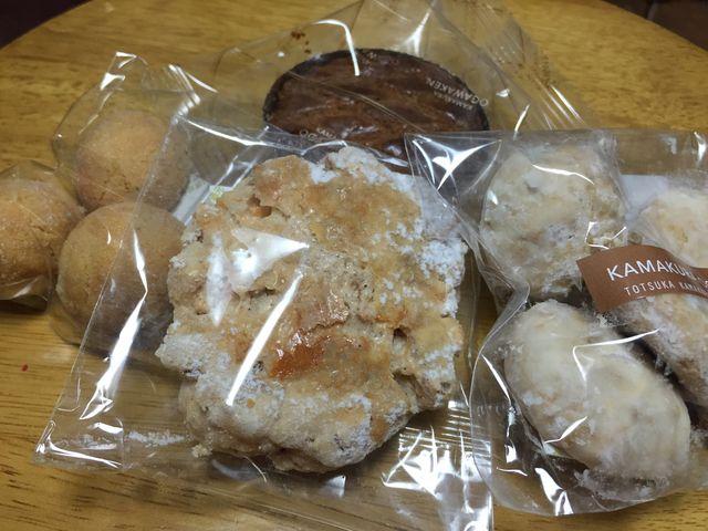 どれも美味しかったです(^O^)_お菓子の家 鎌倉小川軒 小川店(本店)
