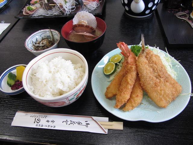 フライ_の一食堂