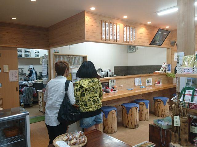 カウンター_かあちゃんの店