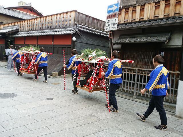 宝恵かご社参_京都ゑびす神社