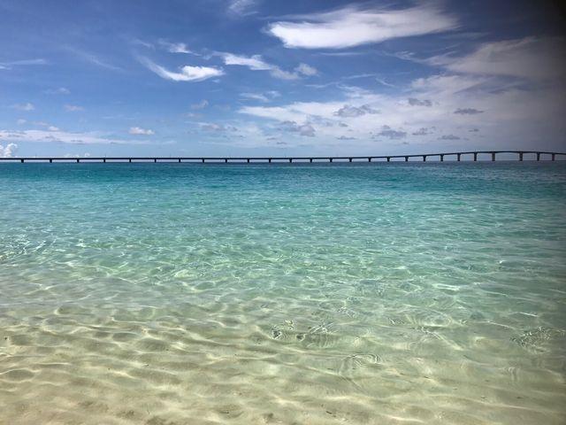 綺麗_前浜ビーチ