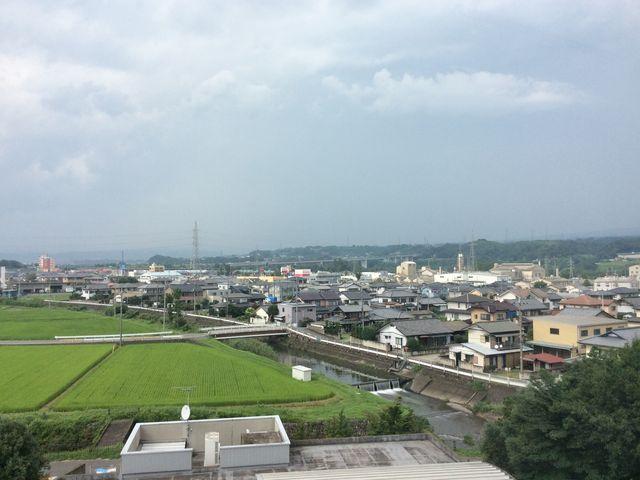 周囲の景観、眺望_渋川天然温泉 花湯スカイテルメリゾート