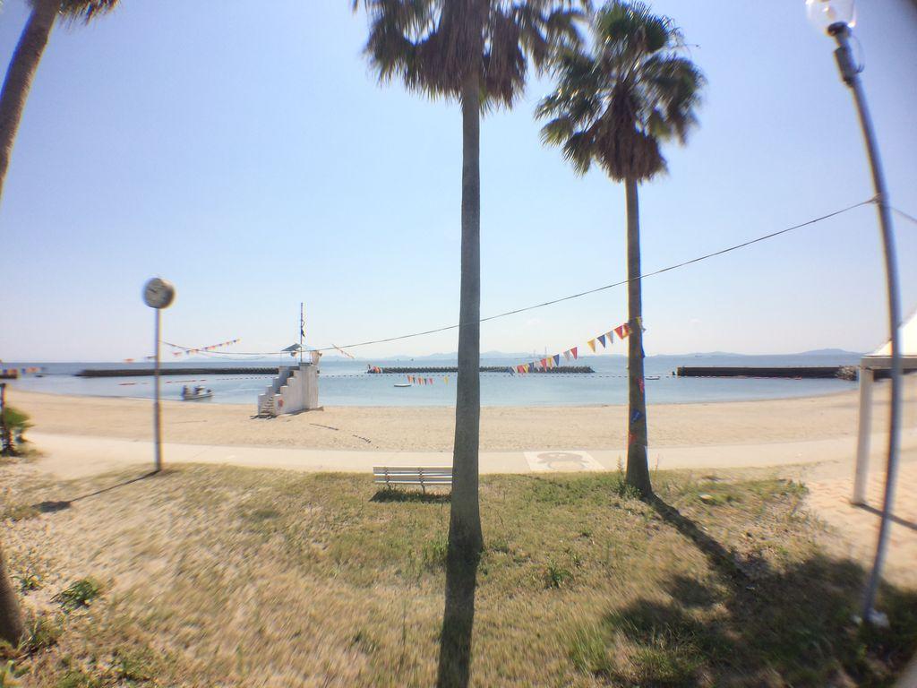 日間賀島海水浴場