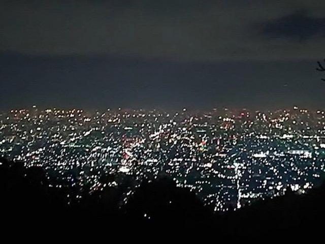 夜景_生駒山