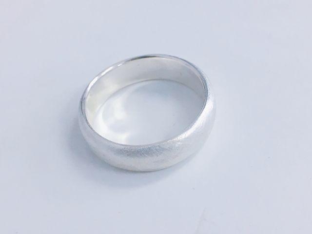 初心者ですが丁寧に教えていただき、素敵なリングができました! _NAGI JEWELRY SCHOOL