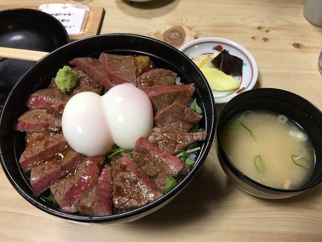 あか牛丼大盛り_いまきん食堂