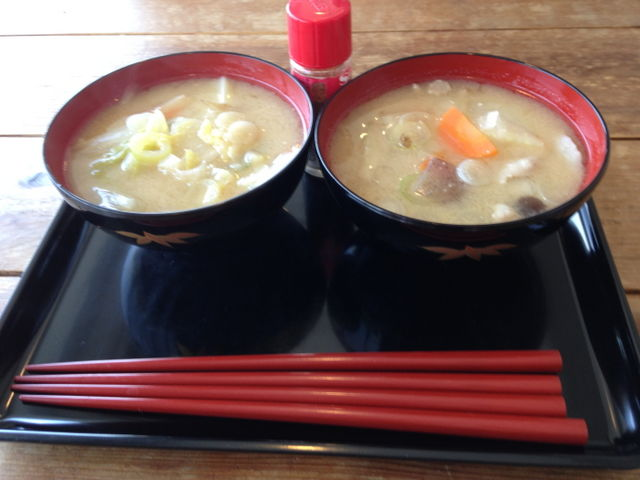 トン汁_タケヤ味噌 みそ会館