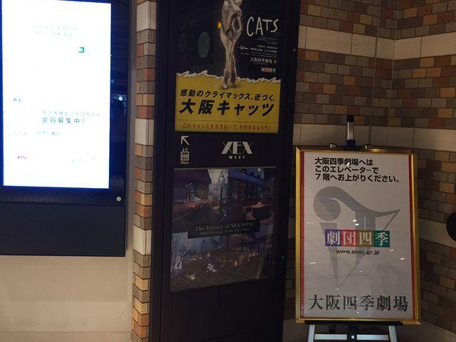 大阪四季劇場_大阪四季劇場