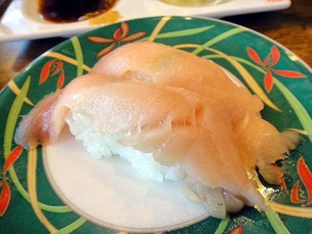 どれも美味しいです_寿司虎回転寿司鹿屋店