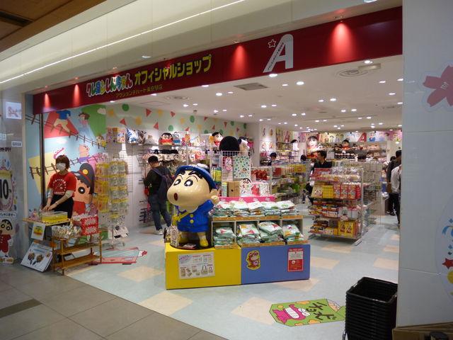 良く知るキャラクターがたくさん_東京キャラクターストリート
