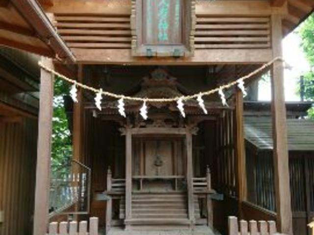 柿本人麻呂神社_川越氷川神社