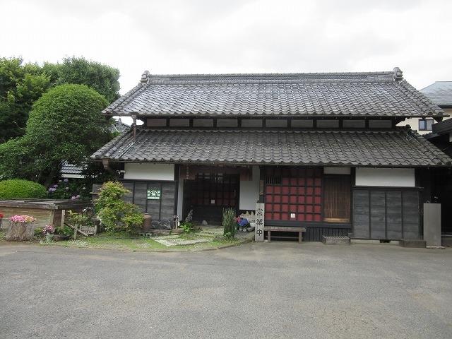 お店の外観_有限会社 黒澤醤油店