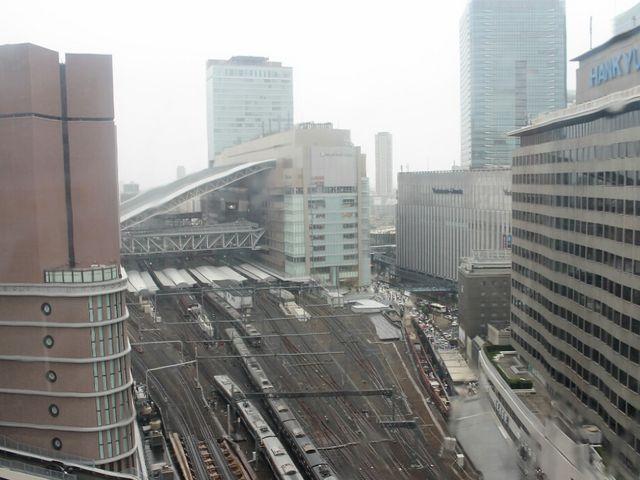 大阪駅_HEP FIVE観覧車