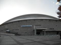 セキスイハイムスーパーアリーナ 駐車場