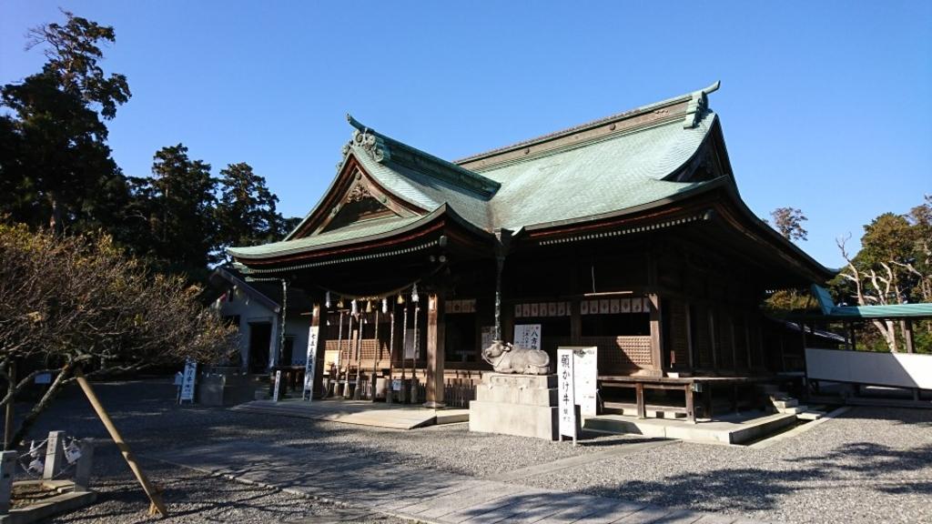 見付天神・矢奈比賣神社