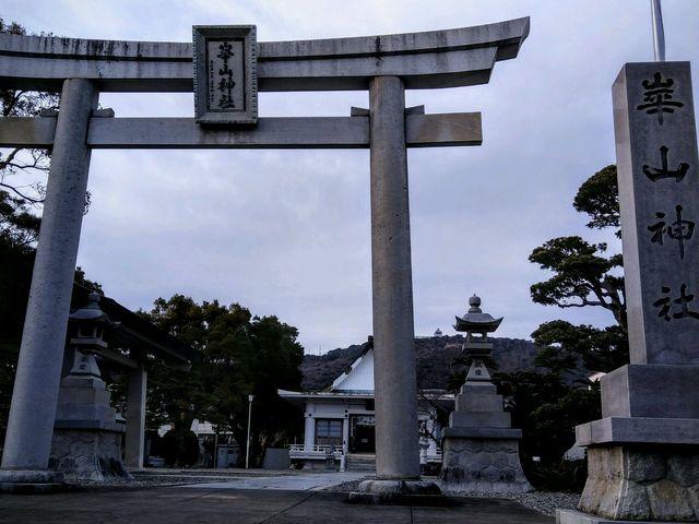 崋山神社_崋山神社
