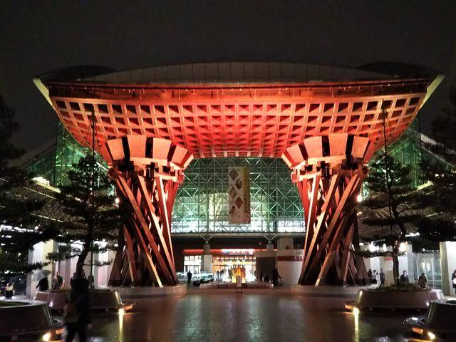 駅舎☆_JR金沢駅