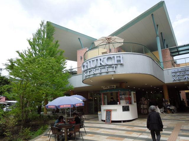 チャーチストリート軽井沢_チャーチストリート軽井沢