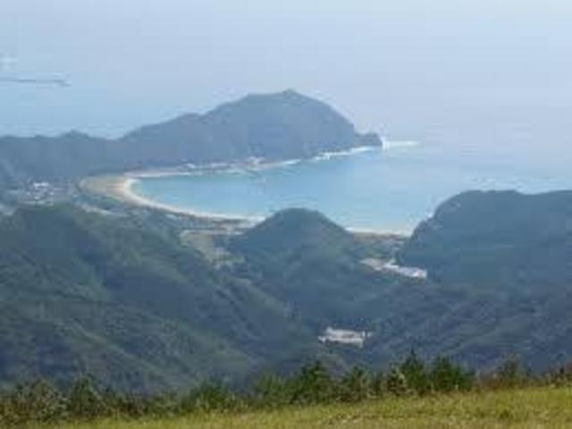 日豊海岸が見渡せます。_鏡山