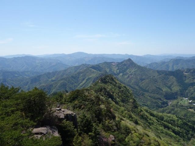 絶景です_比叡山(延岡市)